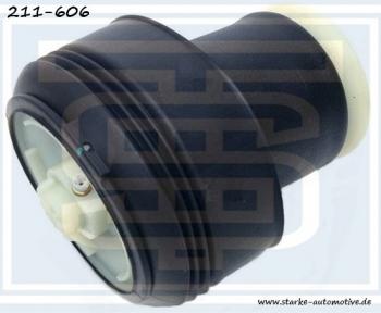 Пневмобаллон Starke задний для BMW X5 E70 (Dynamic Drive) 2006- (37126790078)