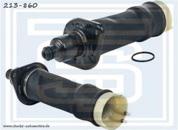 Пневмобаллон Starke задний правый для Audi Allroad C5 2000-2006 (Starke 213-860)